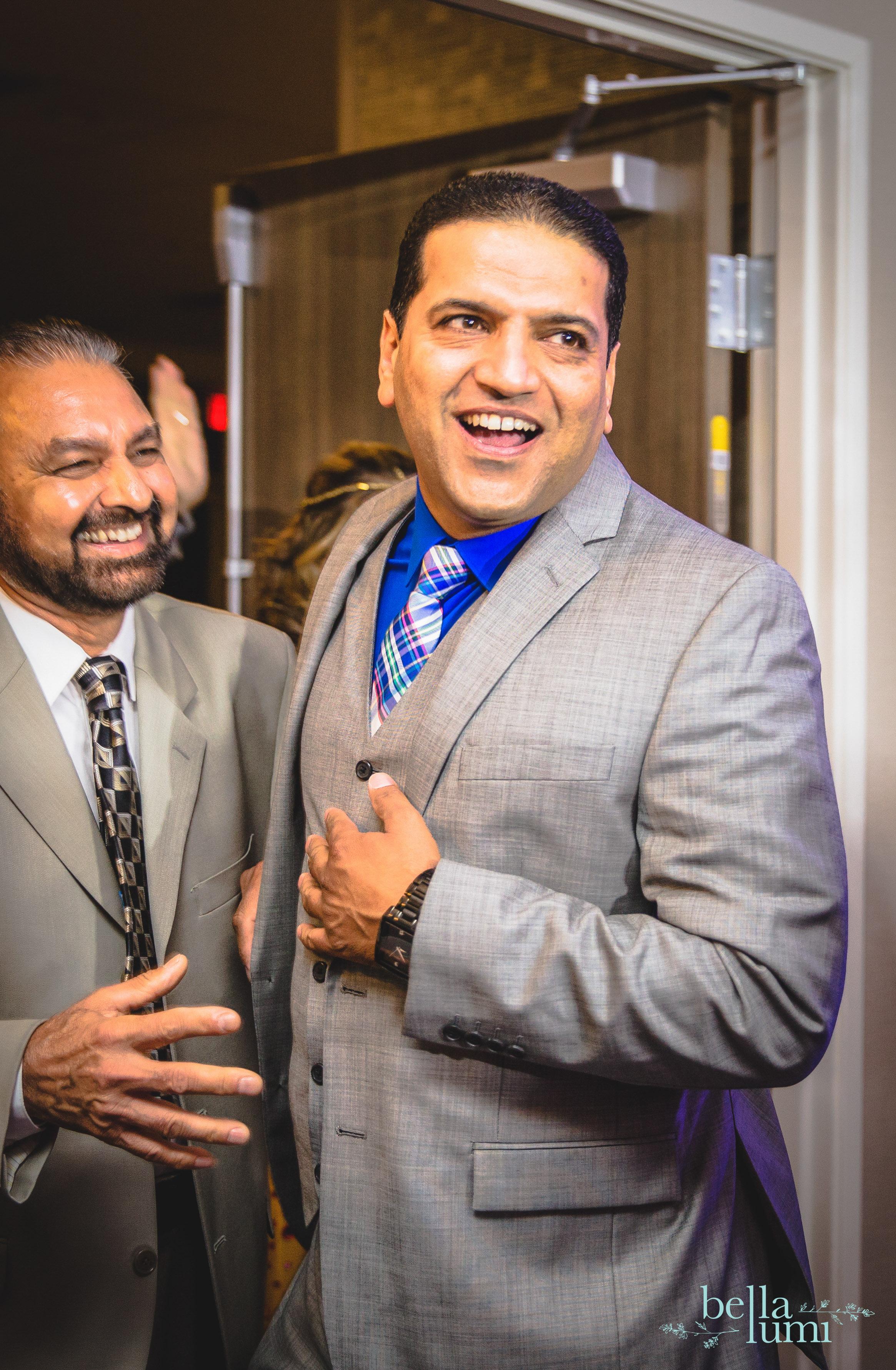 Vijay's Surprise 40th Party! - Bella Lumi